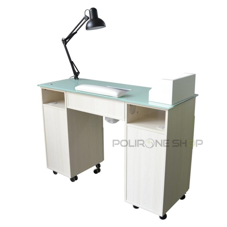 Cre tavolo per manicure ricostruzione unghie aspiratore onicotecnica tavolino x ebay - Tavolo ricostruzione unghie ebay ...