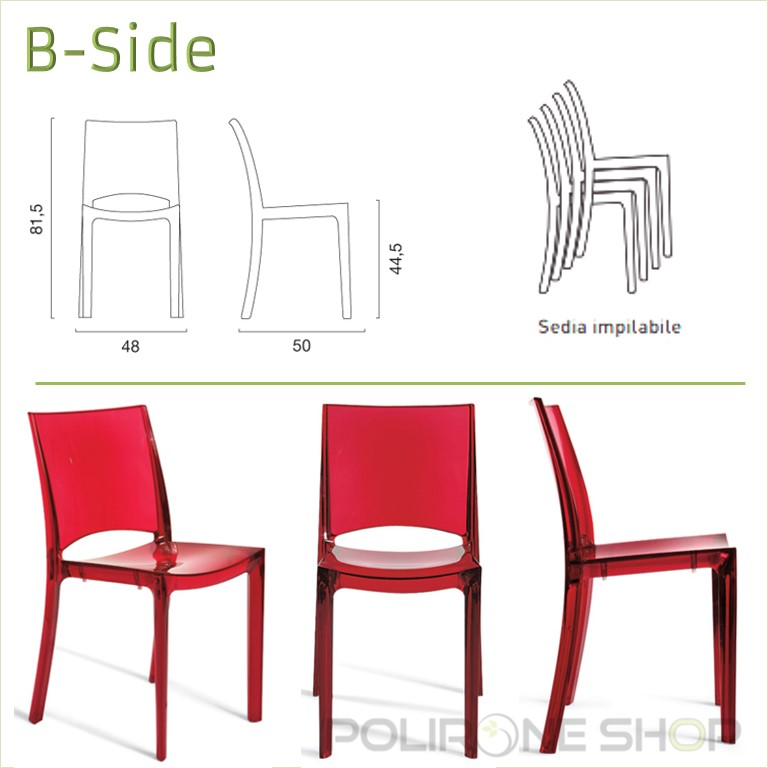 Index of sedia b side for Sedia b b