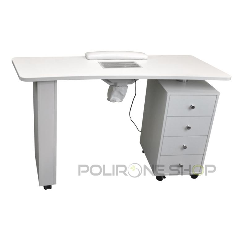 Spa tavolo per manicure ricostruzione unghie con - Tavolo con aspiratore per manicure ricostruzione unghie ...