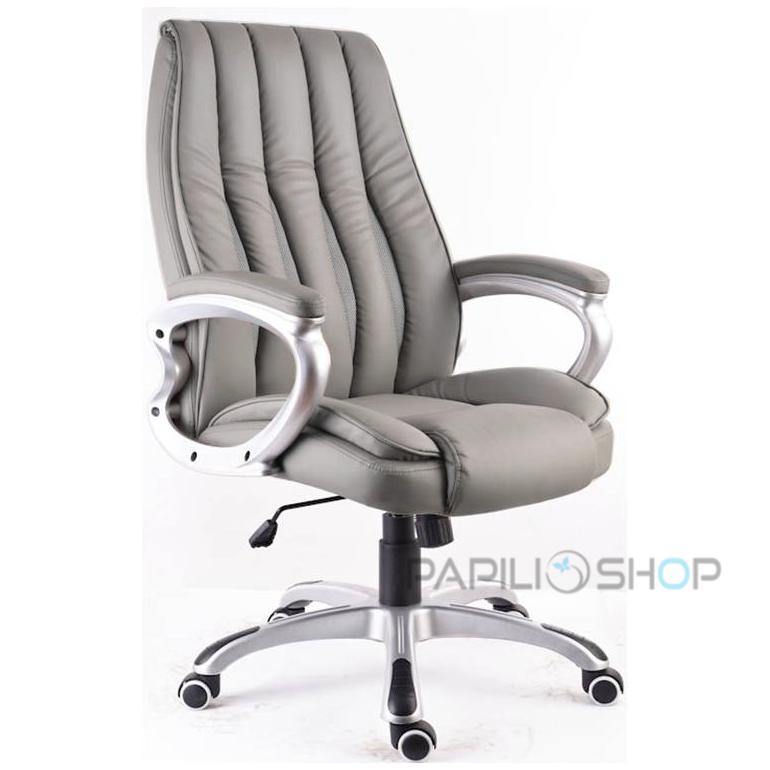 Poltrona sedia per ufficio direzionale presidenziale for Poltrone per studio