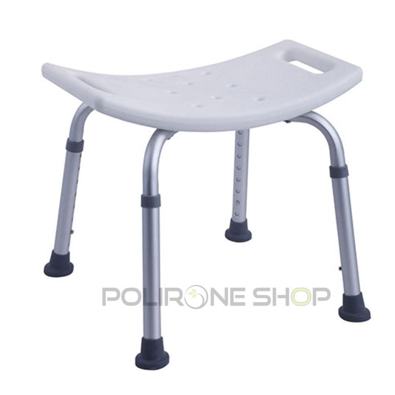 Kos sgabello sedia per doccia bagno anziani disabili bambini sedile vasca da x ebay - Sedia da bagno per disabili ...
